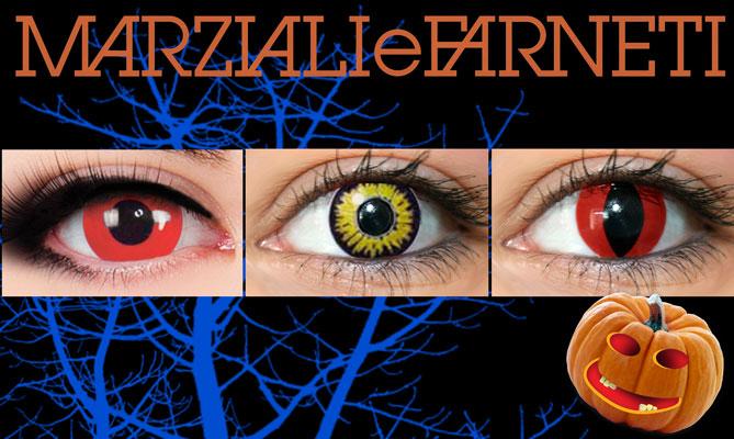 Stupisci tutti ad Halloween con Freevision Crazy Colors - Marziali e ... 9be25df58a05