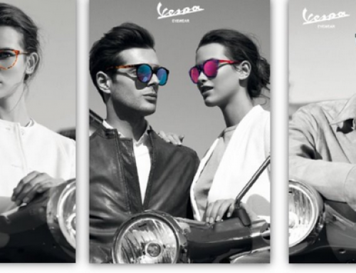Sali in Vespa e vinci un occhiale!
