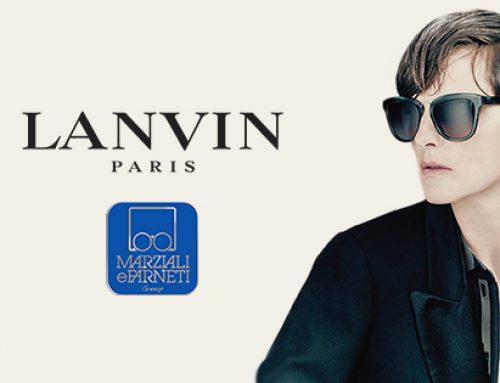 Aperitivo con gli occhiali Lanvin?